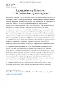torbens datter fortolkning