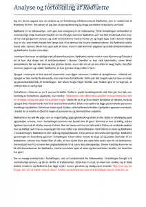 rødhætte resume
