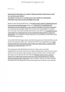 Essays on following school rules