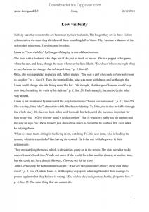 essay om sundhed