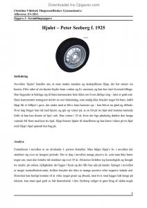 hjulet af peter seeberg
