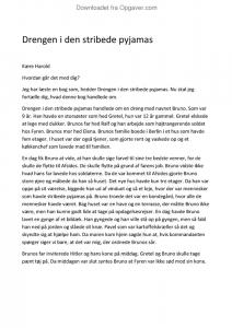 drengen i kufferten dansk date