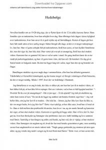 hedebølge helle helle pdf